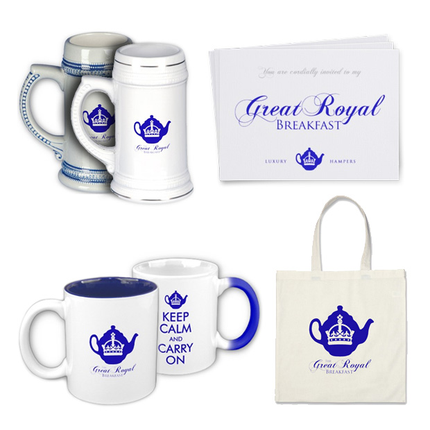 Great Royal Breakfast Accessories