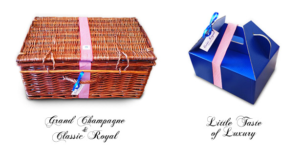 Hamper Titles Firesnake: The Great Royal Breakfast
