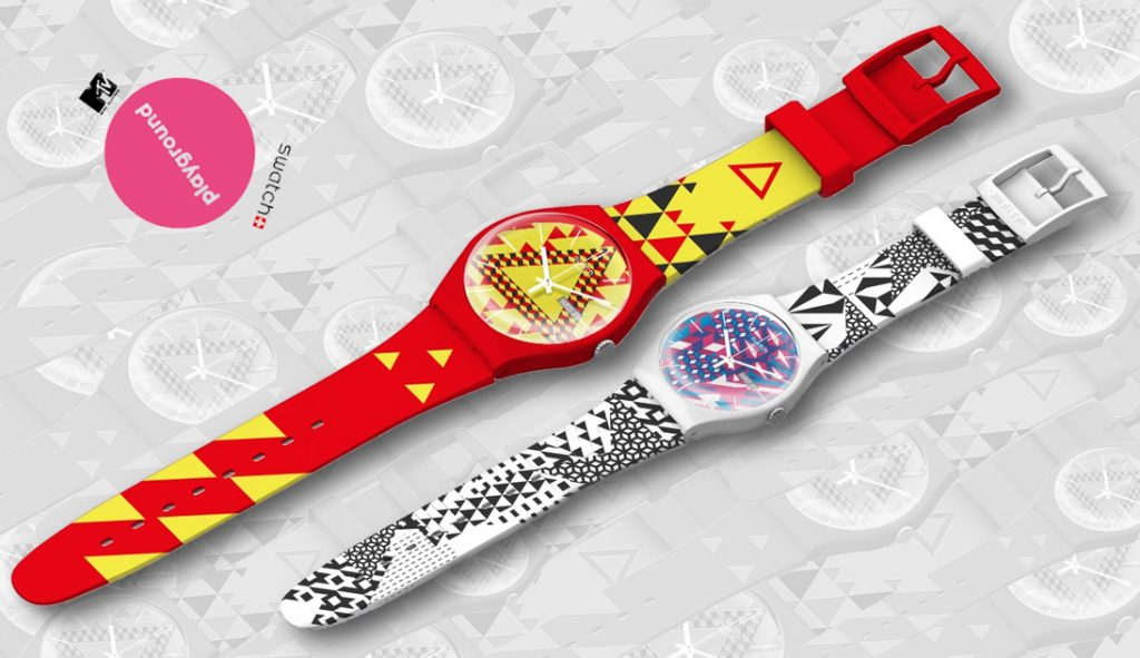 MTVSwatchDesigns 1024x591 MTV Swatch Playground Contest