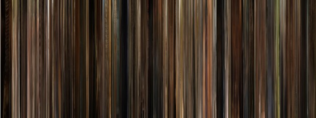 The Godfather e1306539328591 Movie Barcode