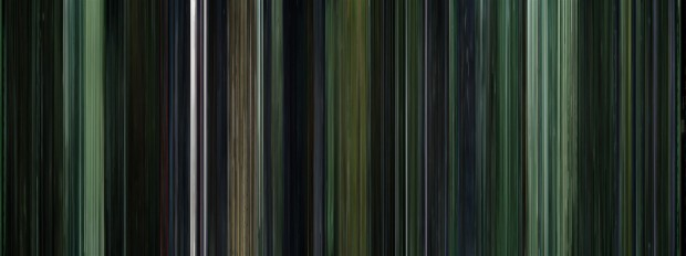 The Matrix e1306539463559 Movie Barcode