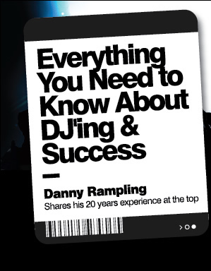 Title Danny Rampling   A DJing legend shares his knowledge